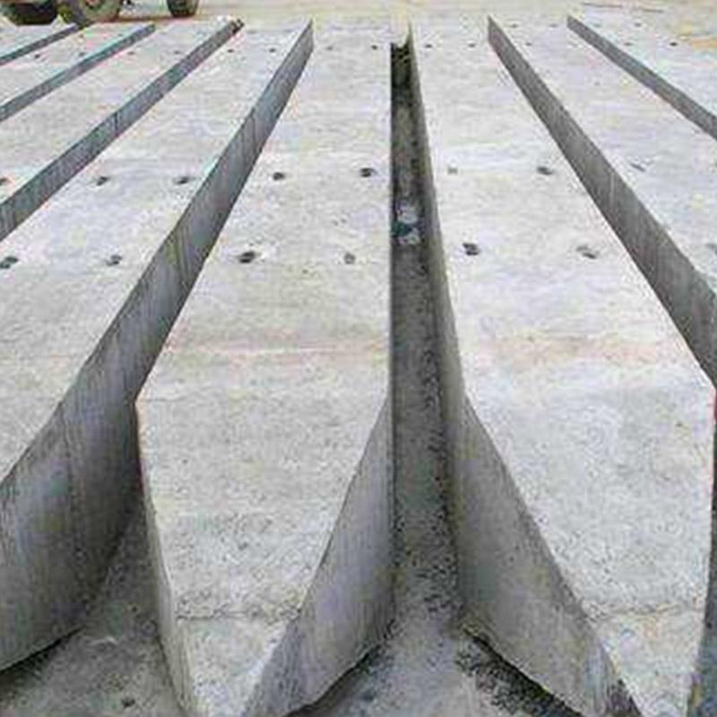 混凝土实心桩